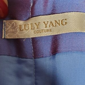 Luly Yang Couture Tops - Luly Yang Couture Fitted Lace Up Bodice Corset